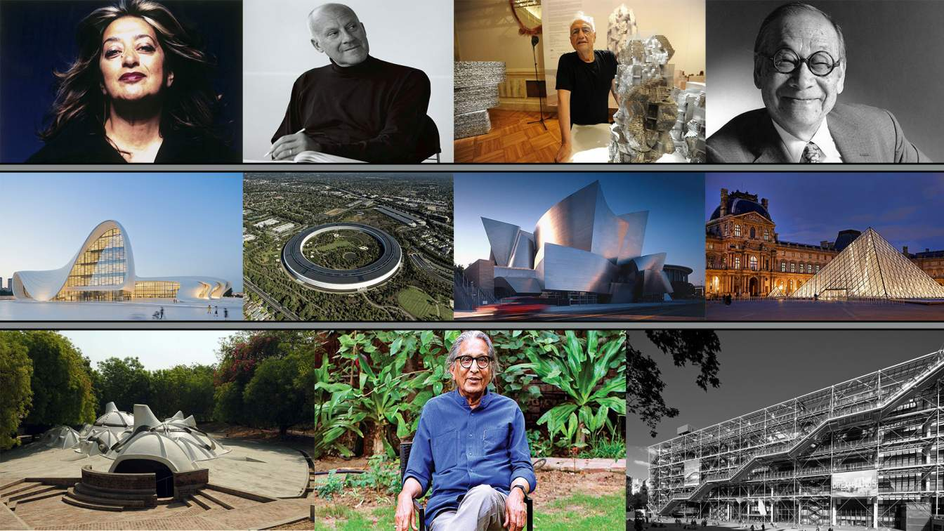 10 Famous Architects every Architecture Student must know – Part 1