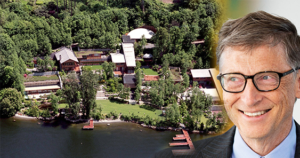 20 Lesser-Known Facts about Bill Gates House you should know: Xanadu 2.0